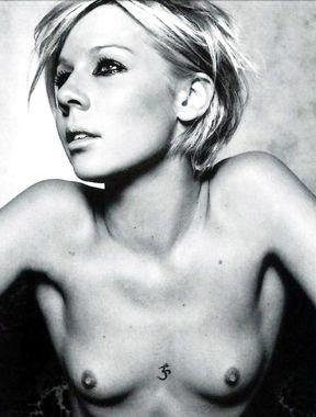 Gigi Edgley Nude