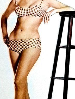 Linda Harrison topless - brought back pleasant memories