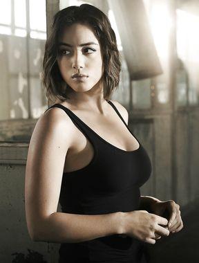 Chloe Bennet sexy