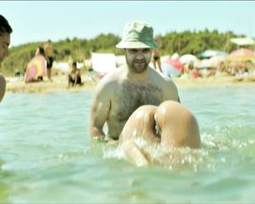 Elli Tringou, Milou Van Groesen nude in Suntan (2016)