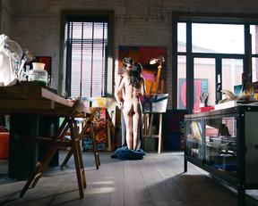 Anna Chipovskaya naked – Chistoe iskusstvo (2016)
