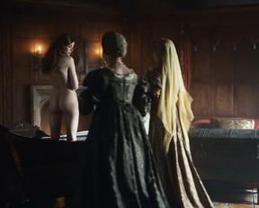 Charlotte Hope naked – The Spanish Princess s01e08 (2019)