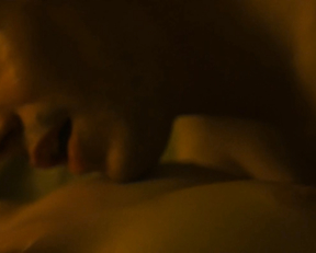 Paula Beer sex scene - Le chant du loup (2019)