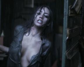 Carolina Guerra naked – Gallows Hill (2013)