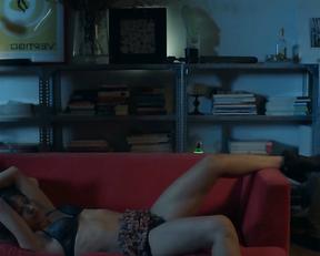 Marta Bayarri naked - Una nit (2014)