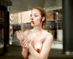 Mirka Pigulla nude, etc - Flemming s03e01 (2012)