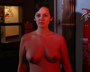 Julia Betrian topless - Puta y amada (2018)