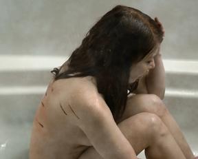 Michele Martin naked - Blue (2015)