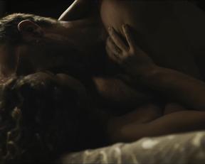 Dolores Fonzi sex scene - Truman (2015)