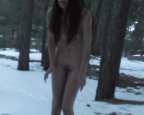 Danielle Lozeau nude – The Black Water Vampire (2014)
