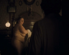 Joanna Scanlan nude - The Invisible Woman (2013)