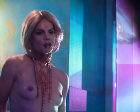 Stephanie Cleough topless - Altered Carbon s01e02 (2018)
