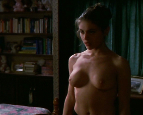 Alyssa Milano nude – The Outer Limits (1995)