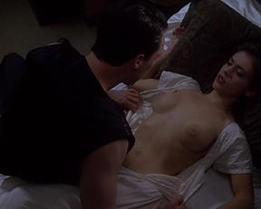 Alyssa Milano nude – Embrace of the Vampire (1995)