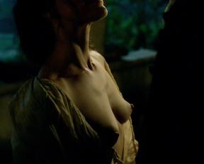 Louise Barnes nude – Black Sails s01e06 (2014)