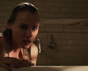 Diane Kruger nude – The Bridge s02e05 (2014)