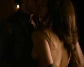 Oona Chaplin nude – Game of Thrones s02e08 (2012)