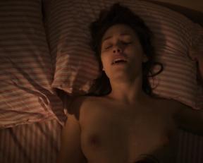 Emmy Rossum nude – Shameless s02e12 (2012)