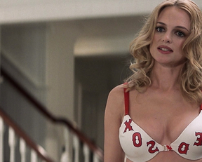 Heather Graham sexy – Anger Management (2003)
