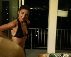 Jessica Szohr sex scene – Kingdom s02e04-05 (2015)