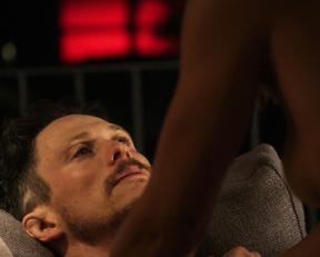 Jessica Szohr sex scene – Kingdom s02e02 (2015)