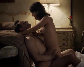 Lizzy Caplan sex scene – Masters of Sex s02e12 (2014)