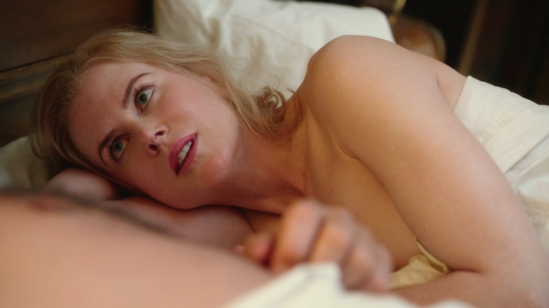 Kidman nude nicol Nicole Kidman: