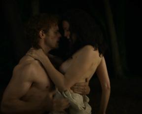 Caitriona Balfe nude - Outlander s04e01 (2018)