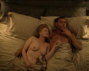 Paula Malcomson topless - Ray Donovan s05e05 (2017)