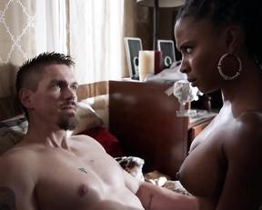 Shanola Hampton nude – Shameless s07e11 (2016)