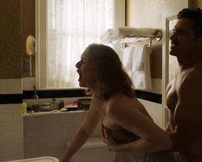 Amanda Barron naked - The Deuce s02e08 (2018)
