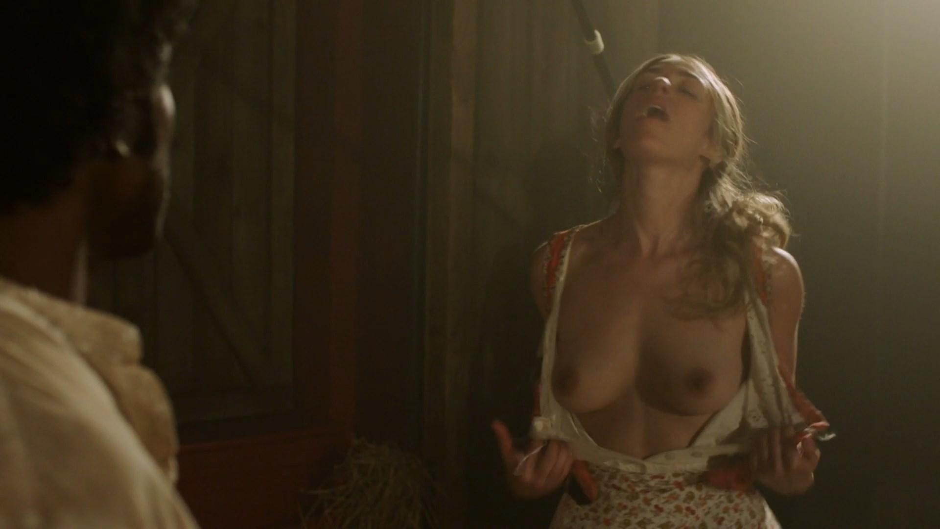 Erica Fae  nackt