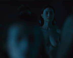 Julia Jones naked - Westworld s02e08 (2018)