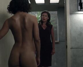 Tessa Thompson nude – Westworld s01e07 (2016)