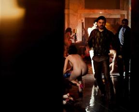 Ludivine Sagnier nude, etc – The Devil's Double (2011)