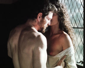 Assumpta Serna nude – Nostradamus (1994)