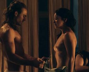 Marisa Ramirez nude – Spartacus. Gods of the Arena s01e02 (2011)