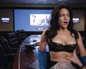 Carla Gugino sex scene – The Brink s01e10 (2015)