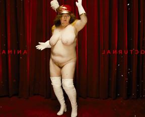 Dunn nackt Michele  Lea Michele,