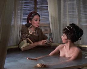 Gina Lollobrigida sexy – Solomon and Sheba (1959)