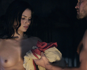 Katrina Law – Spartacus: Blood and Sand s01e09 (2010)