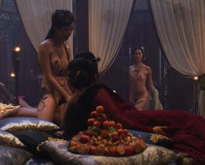 Olivia Cheng, Leifennie Ang – Marco Polo s01e06 (2014)