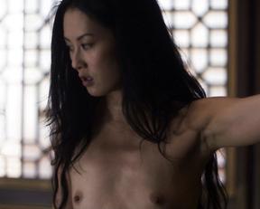 Olivia Cheng – Marco Polo s01e02 (2014)