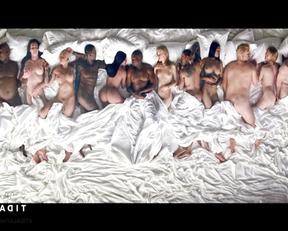 Taylor Swift, Rihanna, Kim Kardashian, Amber Rose – Famous (2016)