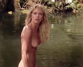 Tanya Roberts nude – Sheena (1984)