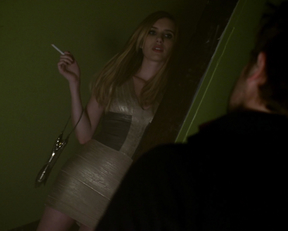 Emma Roberts – American Horror Story s03e01-02 (2013)