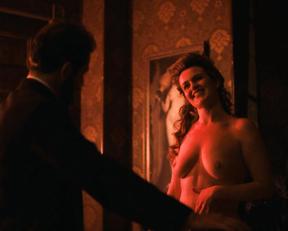 Rachel Annette Helson topless – The Knick s02e04 (2015)