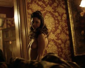 Rachel Korine topless – The Knick s01e05-10 (2014)