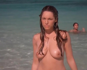 Kelly Brook naked - Survival Island
