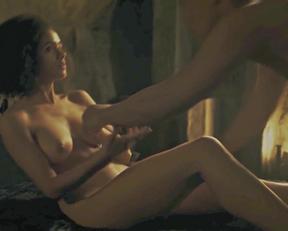 Nathalie Emmanuel naked - Game Of Thrones